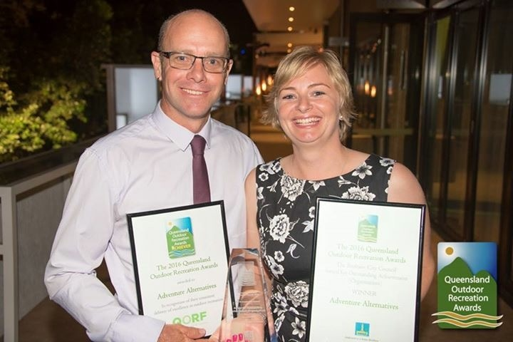 Winner 2016 Queensland Outdoor Recreation Federation – Outstanding Organisation